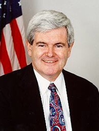 Newt Gingrich recommended that everyone read the Tofflers' books