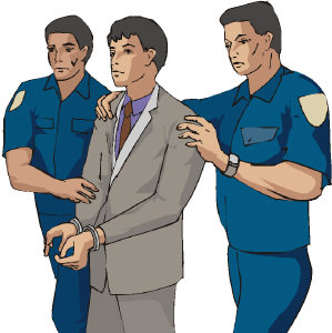 Arresting a corrupt official