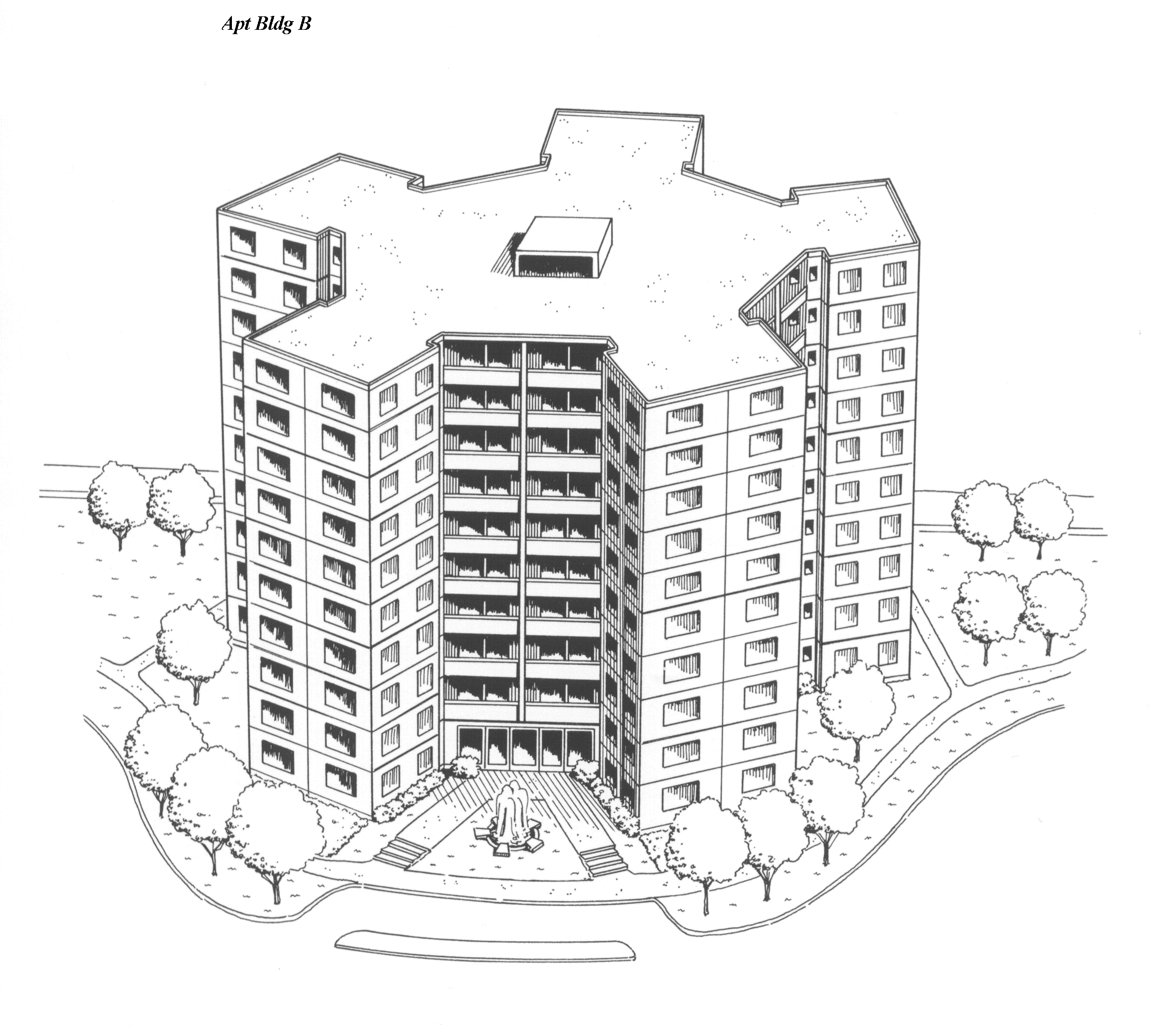 Drawings of various microcommunity mc configurations for House design drawing
