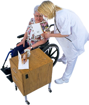 MCs vastly improve the looks and functioning of your neighborhood and give you free elder care