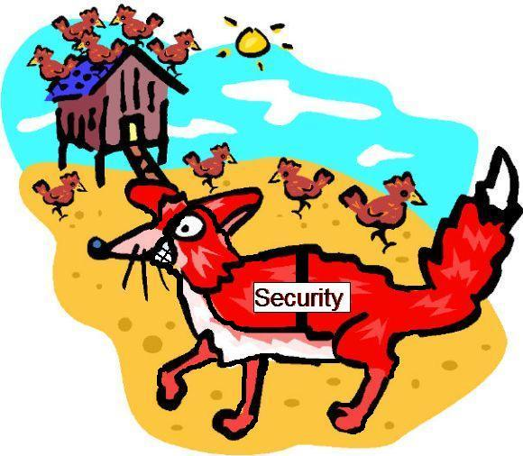 Perloff is trying to hire a fox to act as a security guard for a henhouse by believing a new leader could turn things around in the U.S.