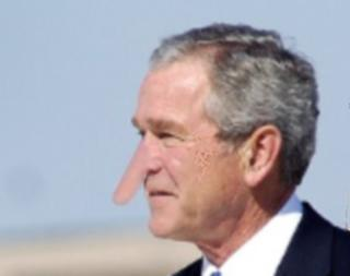 Dubya Bush the Liar lied us into the illegal Iraq invasion