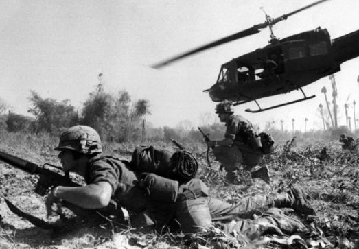 Vietnam War—a tragic waste of life, wealth, and the environment