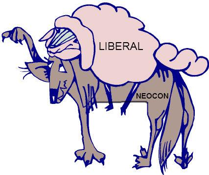 Obama: a Neoconservative wolf in Liberal sheep's clothing